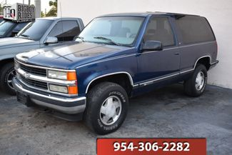 1997 Chevrolet Tahoe in FORT LAUDERDALE, FL 33309