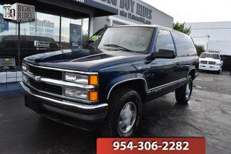 1997 Chevrolet Tahoe LS 2 Door in FORT LAUDERDALE, FL 33309