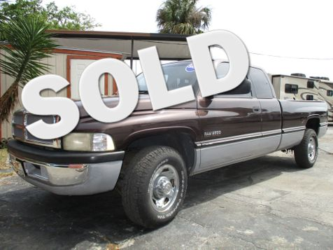 1997 Dodge RAM 2500 Laramie SLT Diesel in Hudson, Florida