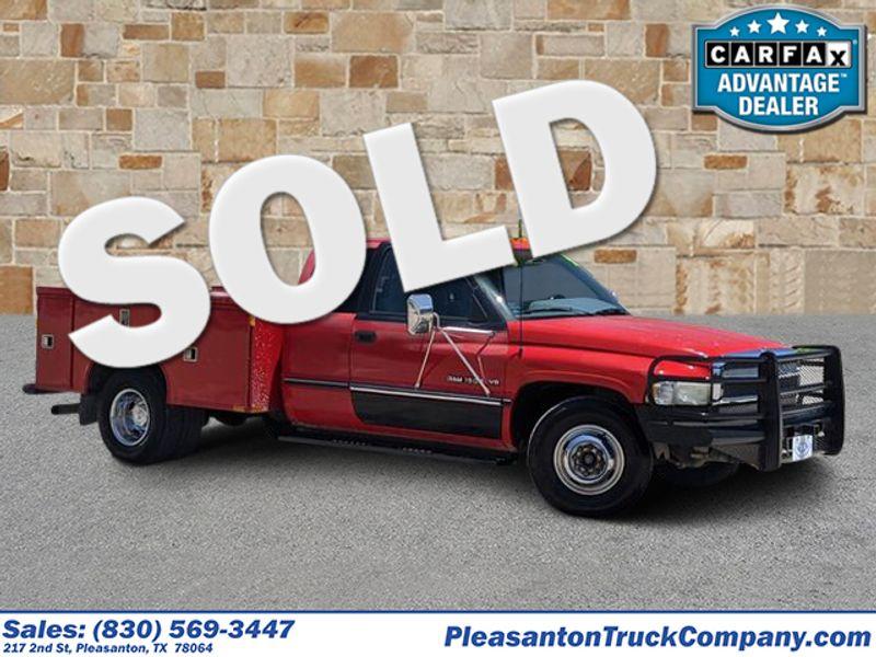 1997 Dodge Ram 3500  | Pleasanton, TX | Pleasanton Truck Company in Pleasanton TX