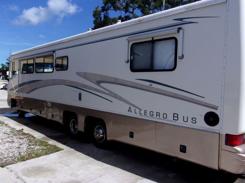 1997 Tiffin ALLEGRO BAY TAG AXLE  city FL  Manatee RV  in Palmetto, FL