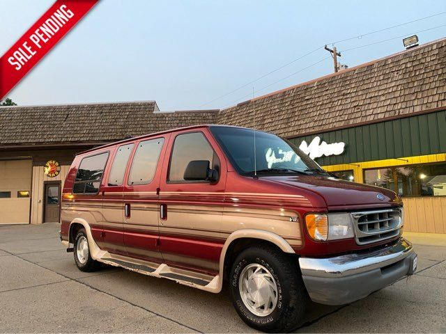 1997 Ford Conversion Van ONLY 102,00 Miles in Dickinson, ND 58601