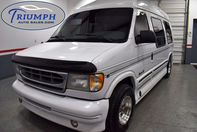 1997 Ford E150 RAISED ROOF EXPLORER CONVERSION