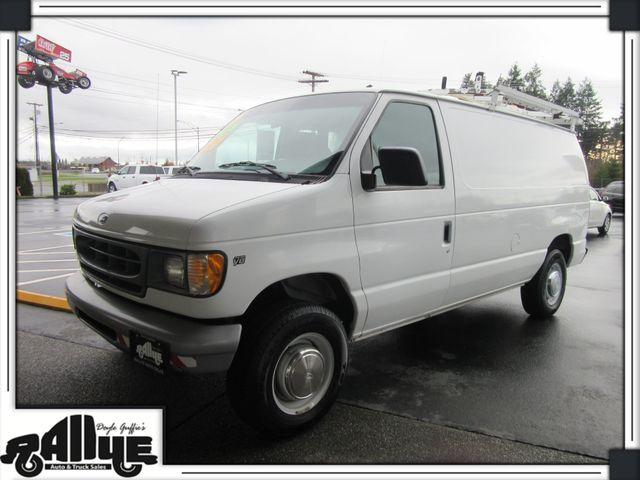 1997 Ford E250 Cargo Van