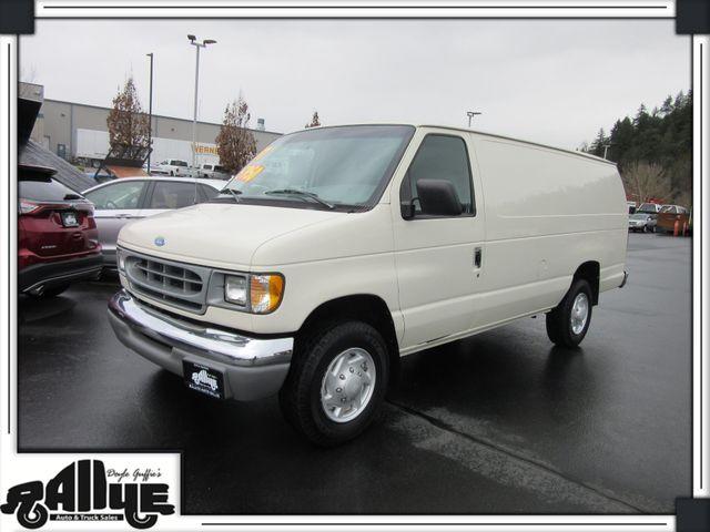 1997 Ford E250 Econoline Cargo Van