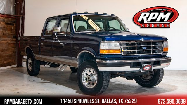 1997 Ford F-250 HD Power Stroke 7.3L Fully Restored