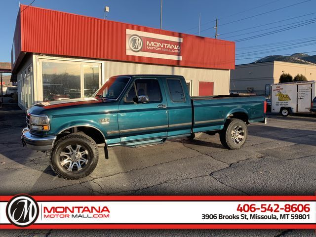 1997 Ford F-250 HD HD Long Bed