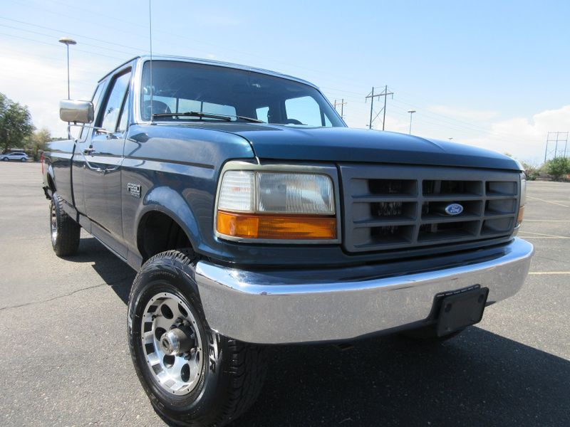 1997 Ford F-250 HD 4X4 Longbed  Fultons Used Cars Inc  in , Colorado