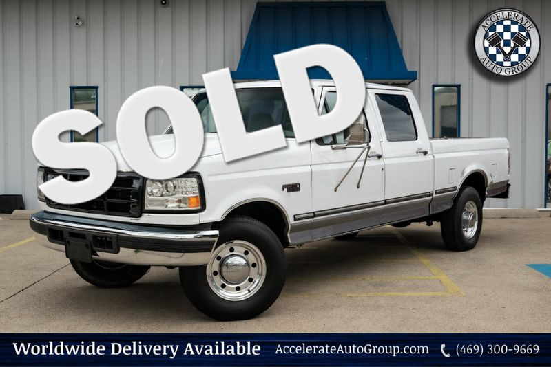 1997 Ford F-250 HD XLT HD in Rowlett Texas
