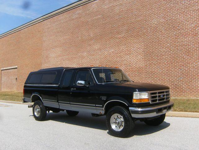 1997 Ford F-250 HD 7.3L Diesel 4WD