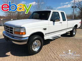 1997 Ford F-250 X-Cab Xlt 7.3l OBS DIESEL 4X4 79K ACTUAL MILES MINT 2-OWNER in Woodbury, New Jersey 08096