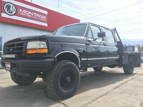 1997 Ford F-350 Long Bed in