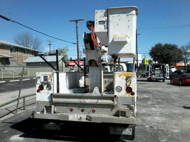 1997 Ford F-Super Duty Chassis Cab bucket Lift Truck San Antonio, Texas 3