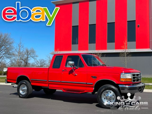 1997 Ford F250 Ext Cab 7.3 DIESEL 4X4 RARE in Woodbury, New Jersey 08093