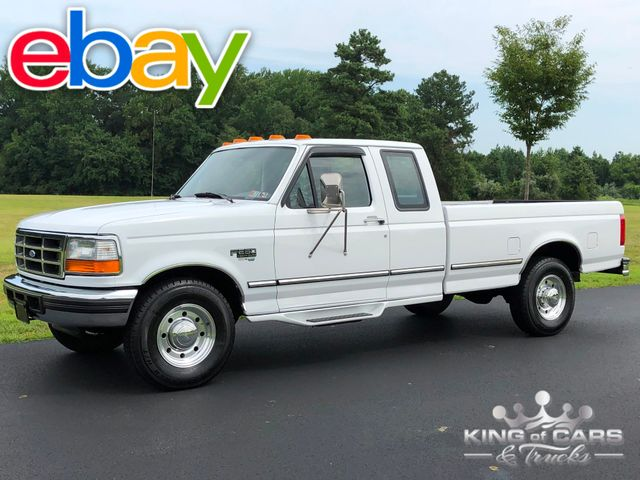 1997 Ford F250 Obs 7.3l Powerstroke DIESEL SUPERCAB LONG BED 1-OWNER LOW MILES