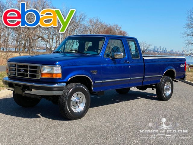 1997 Ford F250 Xlt 7.3l DIESEL OBS EXT CAB 5-SPD 4X4 LOW MILE 1-OWNER in Woodbury, New Jersey 08093