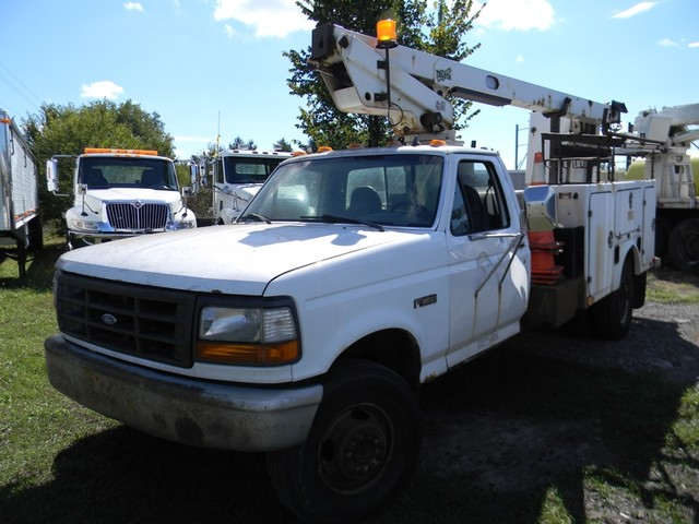 1997 Ford F450SD