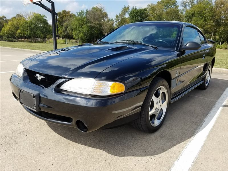 1997 Ford Mustang Cobra - LOW MILES, CLEAN CARFAX! in Rowlett, Texas
