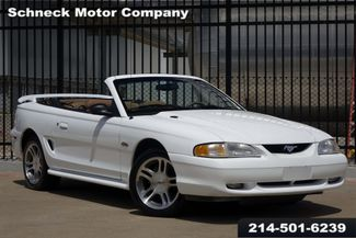 1997 Ford Mustang GT *****32k ORIGINAL MILES**** in Plano TX, 75093