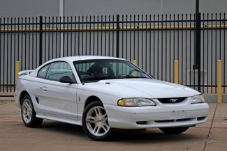 1997 Ford Mustang Auto*6 Cyl engine* Cold Ac* | Plano, TX | Carrick's Autos in Plano TX