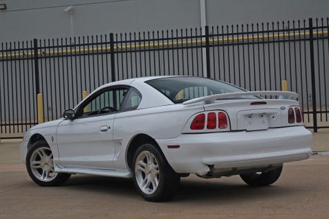 1997 Ford Mustang Auto*6 Cyl engine* Cold Ac*   Plano, TX   Carrick's Autos in Plano, TX