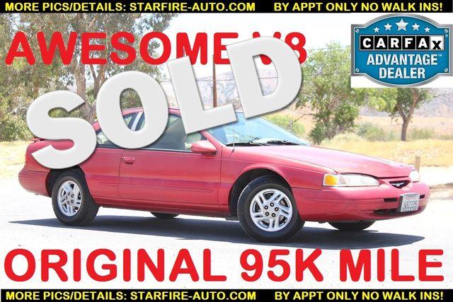 1997 Ford Thunderbird LX Santa Clarita, CA 0