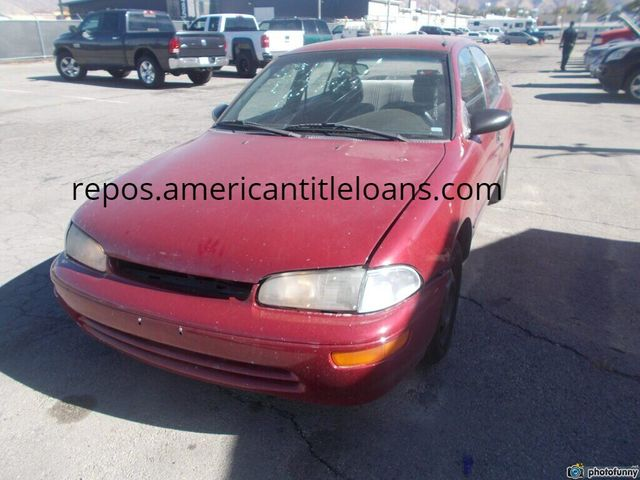 1997 Geo Prizm Salt Lake City, UT