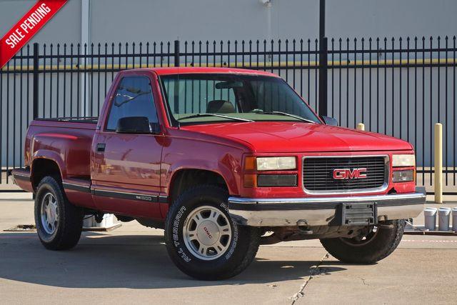 1997 Gmc 4x4 Sportside Sierra 1500