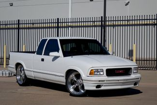 1997 GMC Sonoma SLS*Only 63k*Lowered*Classic Small* Manual** | Plano, TX | Carrick's Autos in Plano TX