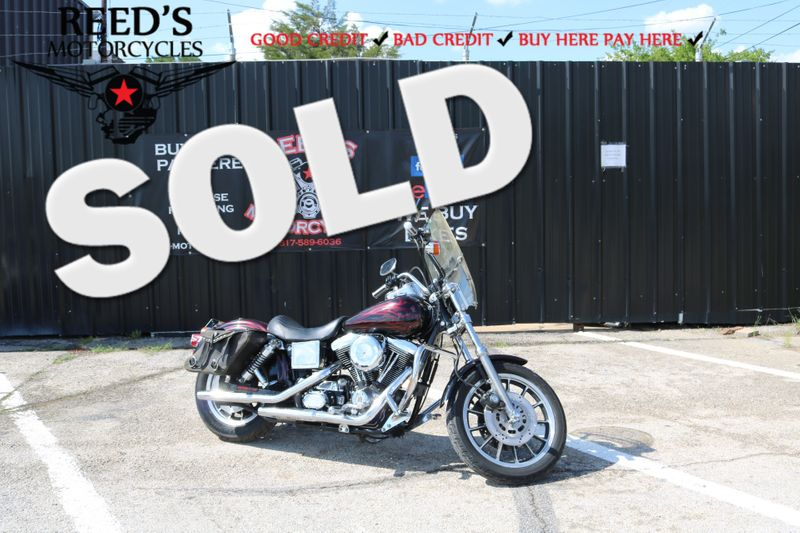 1997 Harley Davidson DYNA LOW RIDER EXDL | Hurst, Texas | Reed's Motorcycles in Hurst Texas