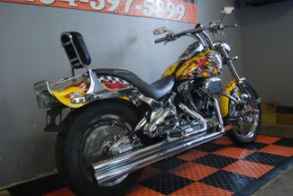 1997 Harley-Davidson FXSTC Softail Custom Jackson, Georgia 1