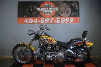 1997 Harley-Davidson FXSTC Softail Custom Jackson, Georgia 12