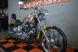 1997 Harley-Davidson FXSTC Softail Custom Jackson, Georgia 2