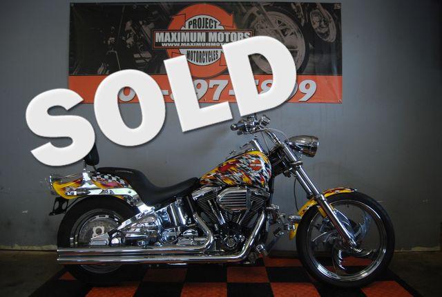 1997 Harley-Davidson FXSTC Softail Custom Jackson, Georgia