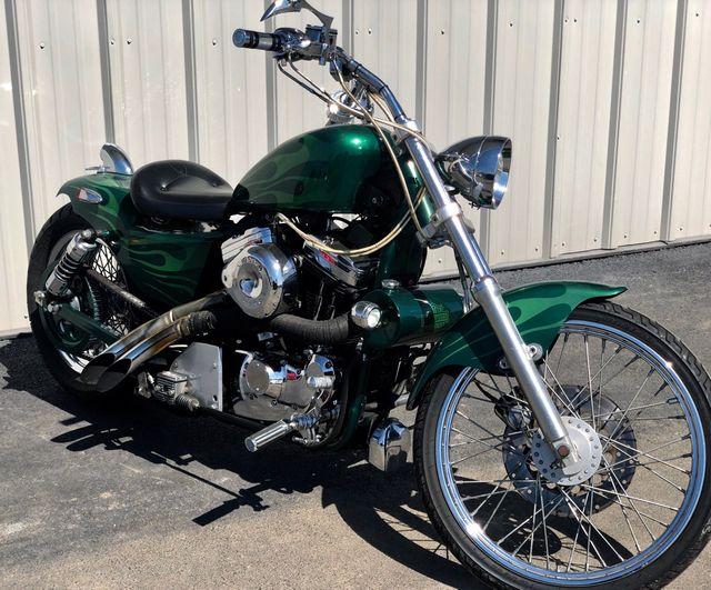1997 Harley Davidson SPORTSER Dragon Bike in Harrisonburg, VA 22802