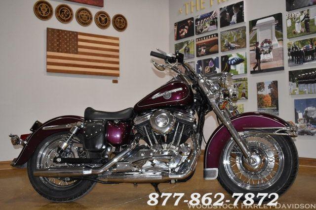 1997 Harley-Davidson SPORTSTER 883 XL883 883 XL883