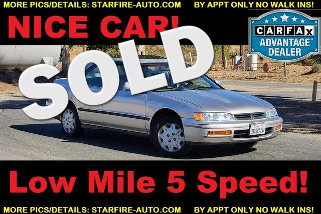 1997 Honda Accord LX 5 SPEED MANUAL in Santa Clarita, CA 91390