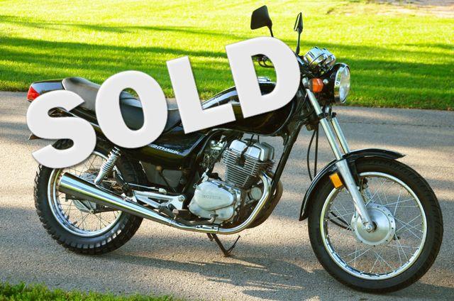 1997 Honda CB250 NIGHTHAWK Menasha, Wisconsin