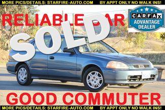 1997 Honda Civic LX Santa Clarita, CA