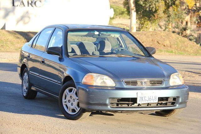 1997 Honda Civic LX Santa Clarita, CA 3