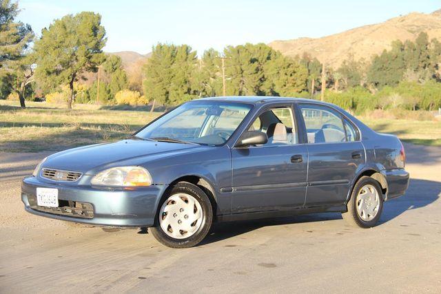 1997 Honda Civic LX Santa Clarita, CA 1