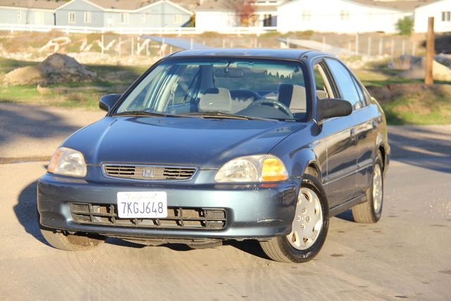 1997 Honda Civic LX Santa Clarita, CA 4