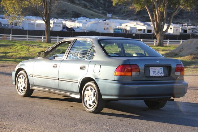 1997 Honda Civic LX Santa Clarita, CA 5