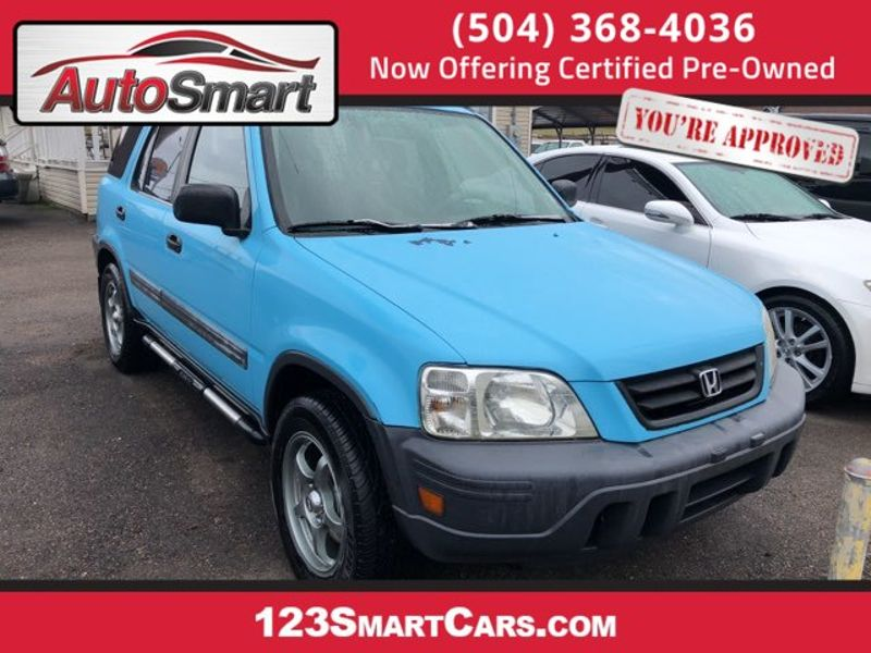 1997 Honda CR-V   city LA  AutoSmart  in Harvey, LA