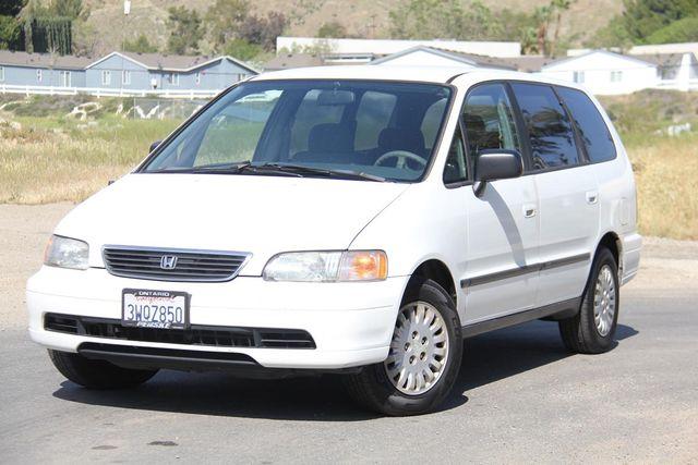 1997 Honda Odyssey LX Santa Clarita, CA 4