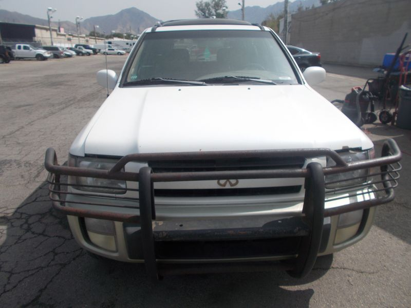 1997 Infiniti QX4   in Salt Lake City, UT