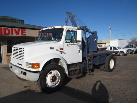 1997 International 4900  in Glendive, MT