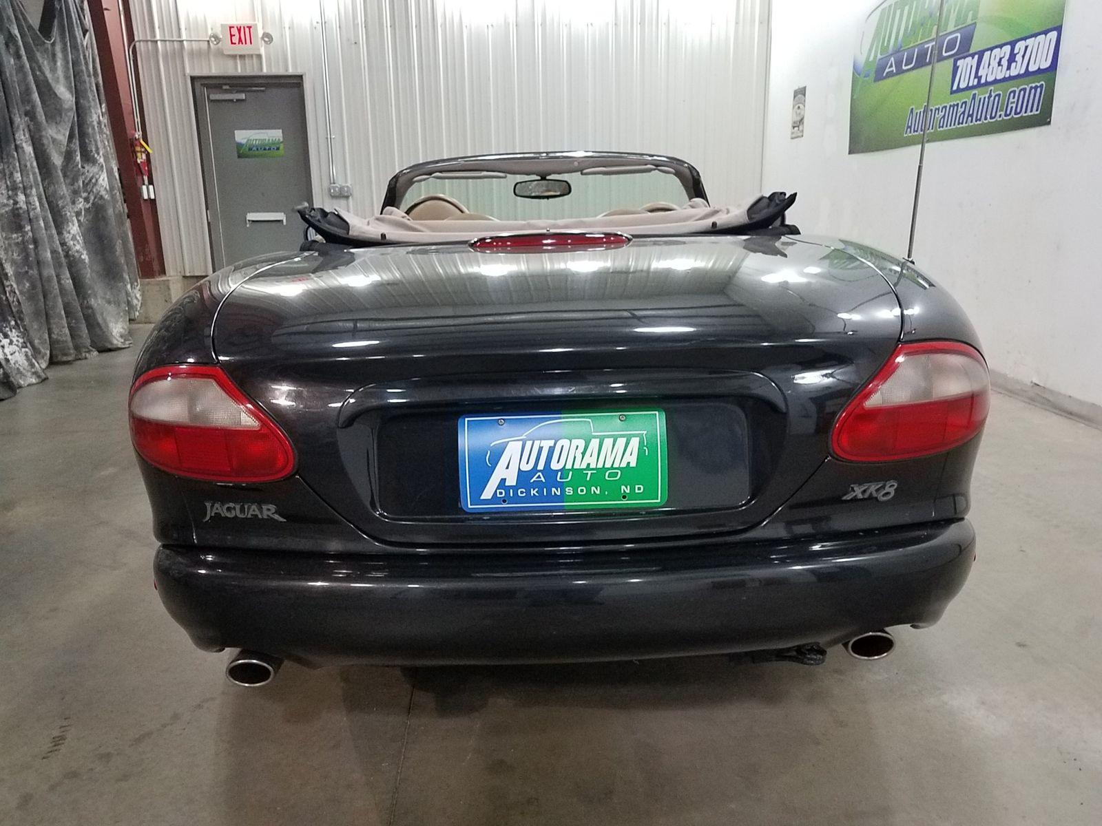 ... 1997 Jaguar XK8 Convertible City ND AutoRama Auto Sales In Dickinson,  ...