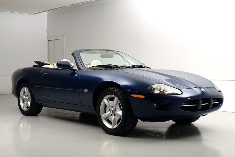 1997 Jaguar XK8 Convertible* One Owner* 46K Miles***   Plano, TX   Carrick's Autos in Plano TX