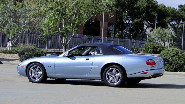 1997 Jaguar XK8 ROADSTER CONVERTIBLE Phoenix, Arizona 4